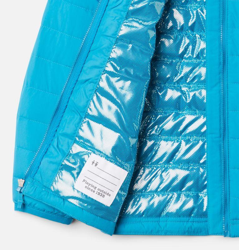 Powder Lite™ Girls Jacket | 462 | XS Girls' Powder Lite Jacket, Fjord Blue, a1