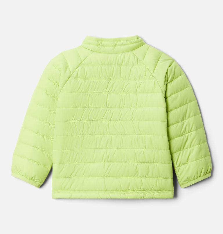 Powder Lite™ Girls Jacket | 307 | 3T Girls' Toddler Powder Lite Jacket, Voltage, back