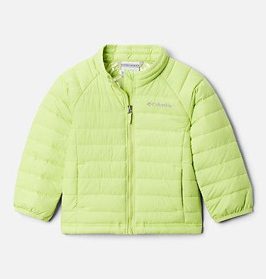 Girls' Toddler Powder Lite Jacket Powder Lite™ Girls Jacket | 584 | 3T, Voltage, front