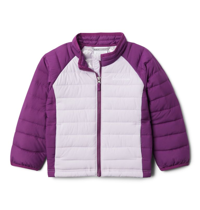 Girls' Toddler Powder Lite Jacket Girls' Toddler Powder Lite Jacket, front
