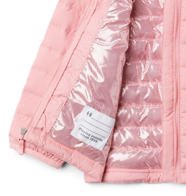 Powder Lite™ Girls Jacket | 689 | 2T Girls' Toddler Powder Lite Jacket, Pink Orchid, a1