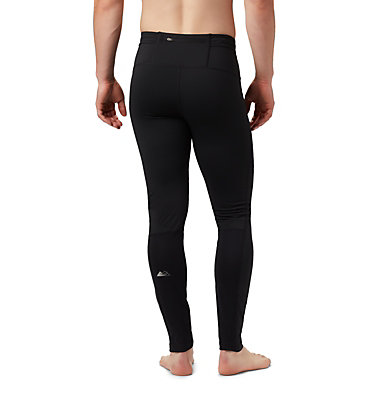 Men's Titan Wind Block™ II Tights Titan Wind Block™ II Tight | 010 | L, Black, back