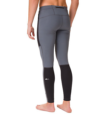Collant Titan Wind Block™ II Homme Titan Wind Block™ II Tight | 053 | L, Graphite, Black, back