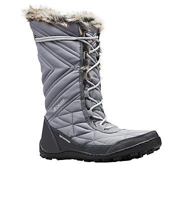 Women's Minx™ Mid III Boot MINX™ MID III | 383 | 5, Ti Grey Steel, Grey Ice, 3/4 front