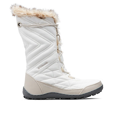 Women's Minx™ Mid III Boot MINX™ MID III | 383 | 10, Sea Salt, Dark Stone, front