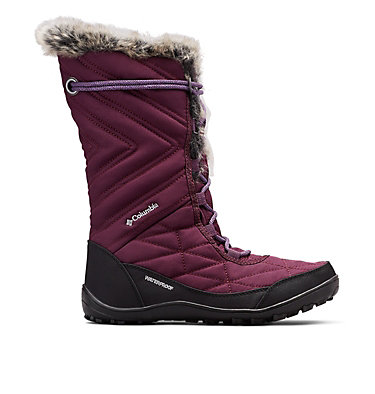 Women's Minx™ Mid III Boot MINX™ MID III | 383 | 5, Black Cherry, Plum Purple, front
