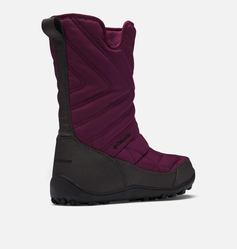 MINX™ SLIP III | 510 | 7 Women's Minx™ Slip III Boot, Currant, Black, 3/4 back
