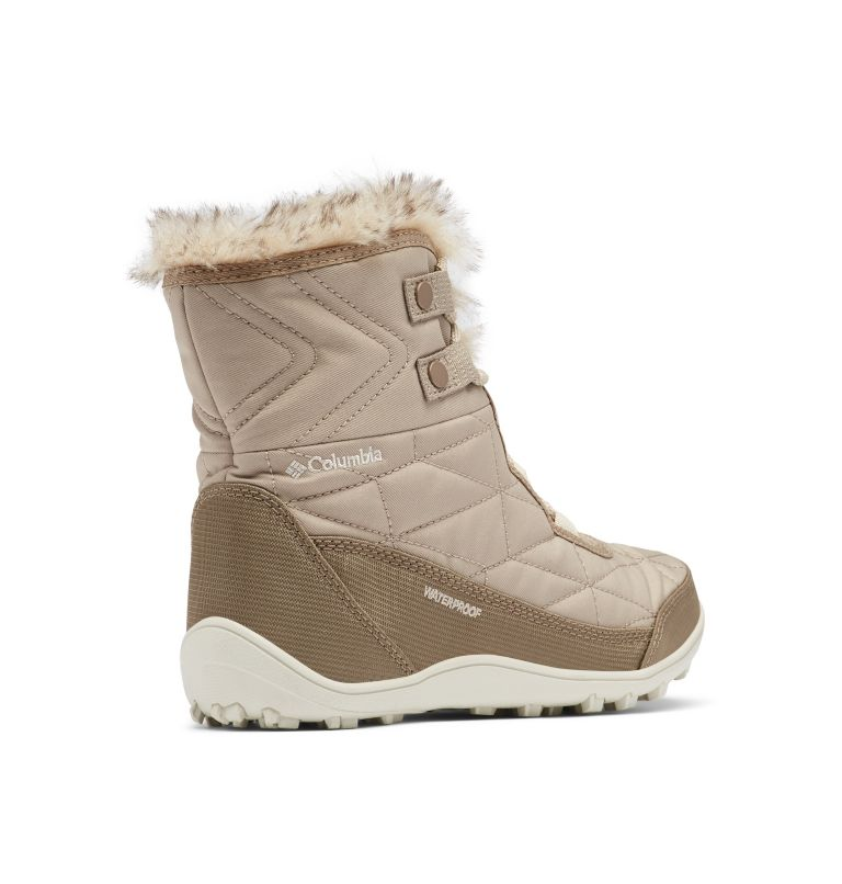 MINX™ SHORTY III | 212 | 9.5 Women's Minx™ Shorty III Boot, Oxford Tan, Fawn, 3/4 back