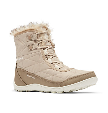 Women's Minx™ Shorty III Boot MINX™ SHORTY III | 212 | 5, Oxford Tan, Fawn, 3/4 front