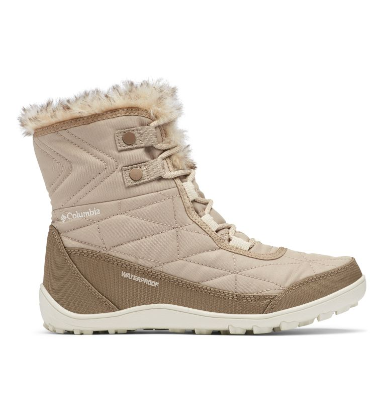 MINX™ SHORTY III | 212 | 9.5 Women's Minx™ Shorty III Boot, Oxford Tan, Fawn, front
