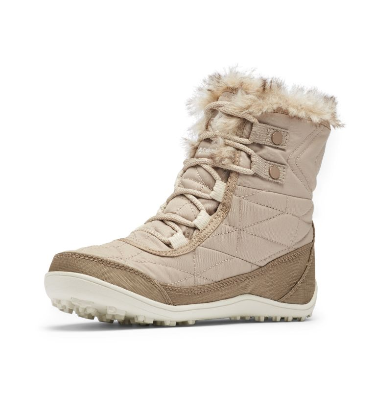 MINX™ SHORTY III | 212 | 9.5 Women's Minx™ Shorty III Boot, Oxford Tan, Fawn