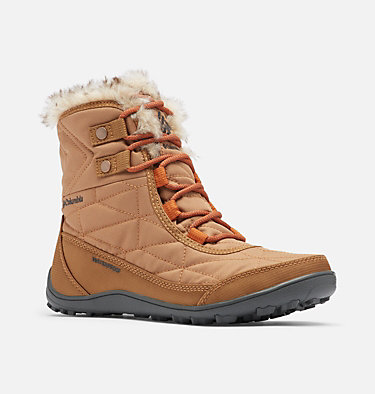 Women's Minx™ Shorty III Boot MINX™ SHORTY III | 212 | 10, Elk, Cedar, 3/4 front