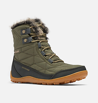 Women's Minx™ Shorty III Boot MINX™ SHORTY III | 212 | 5, Nori, Khaki II, 3/4 front