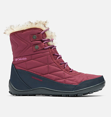Women's Minx™ Shorty III Boot MINX™ SHORTY III | 212 | 5, Currant, Berry Jam, front