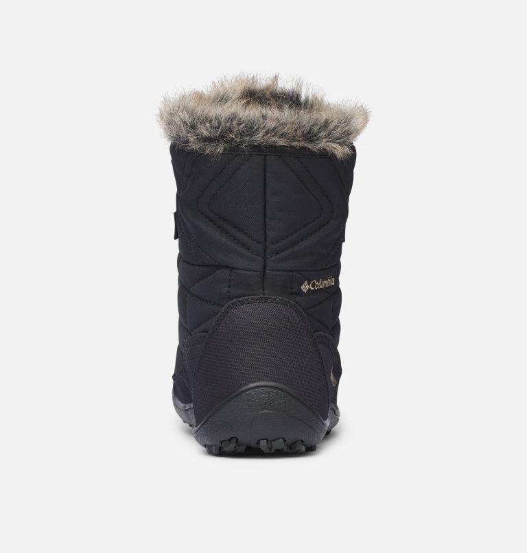 MINX™ SHORTY III WIDE | 010 | 5 Women's Minx™ Shorty III Boot - Wide, Black, Pebble, back