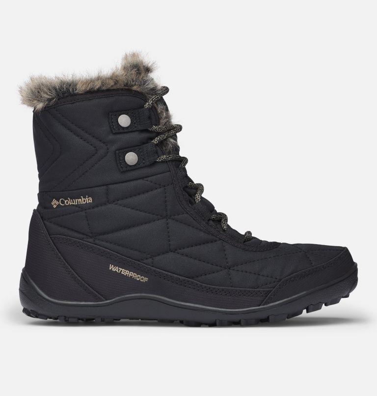 MINX™ SHORTY III WIDE | 010 | 5 Women's Minx™ Shorty III Boot - Wide, Black, Pebble, front