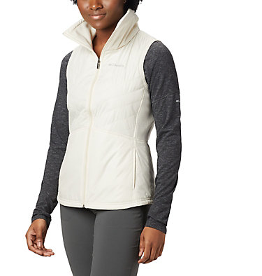 Women's Mix It Around™ II Vest Mix It Around™ II Vest | 458 | L, Light Bisque, front
