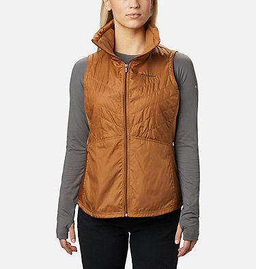 Women's Mix It Around™ II Vest Mix It Around™ II Vest | 458 | L, Elk, front