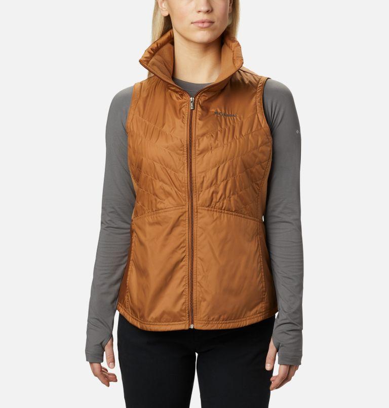 Mix It Around™ II Vest | 286 | L Women's Mix It Around™ II Vest, Elk, front