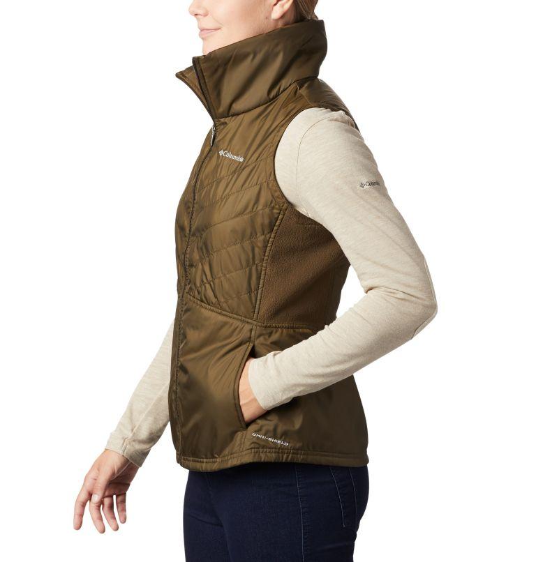 Mix It Around™ II Vest | 319 | S Women's Mix It Around™ II Vest, Olive Green, a1