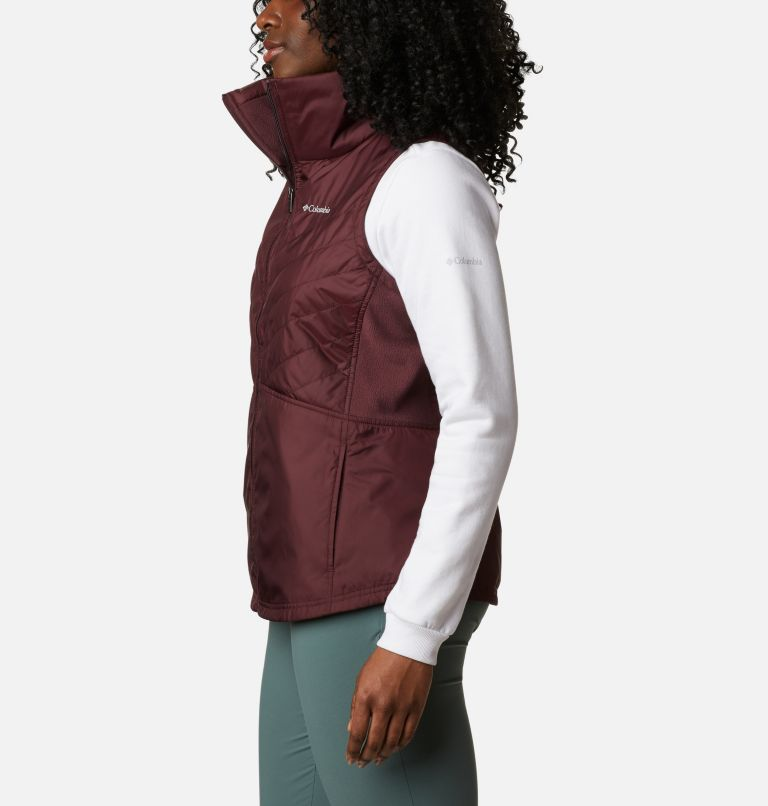 Mix It Around™ II Vest | 671 | S Women's Mix It Around™ II Vest, Malbec, a1