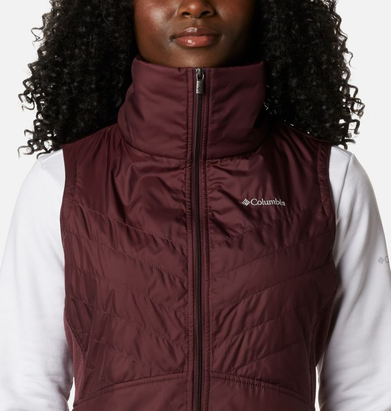 Mix It Around™ II Vest | 671 | XS Women's Mix It Around™ II Vest, Malbec, a2