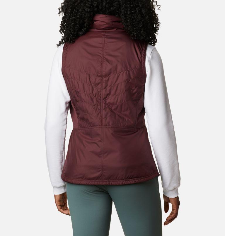 Mix It Around™ II Vest | 671 | XS Women's Mix It Around™ II Vest, Malbec, back