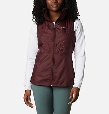 Women's Mix It Around™ II Vest Mix It Around™ II Vest | 458 | L, Malbec, front