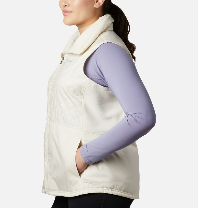 Mix It Around™ II Vest | 106 | 1X Veste Mix It Around™ II pour femme - grandes tailles, Light Bisque, a2