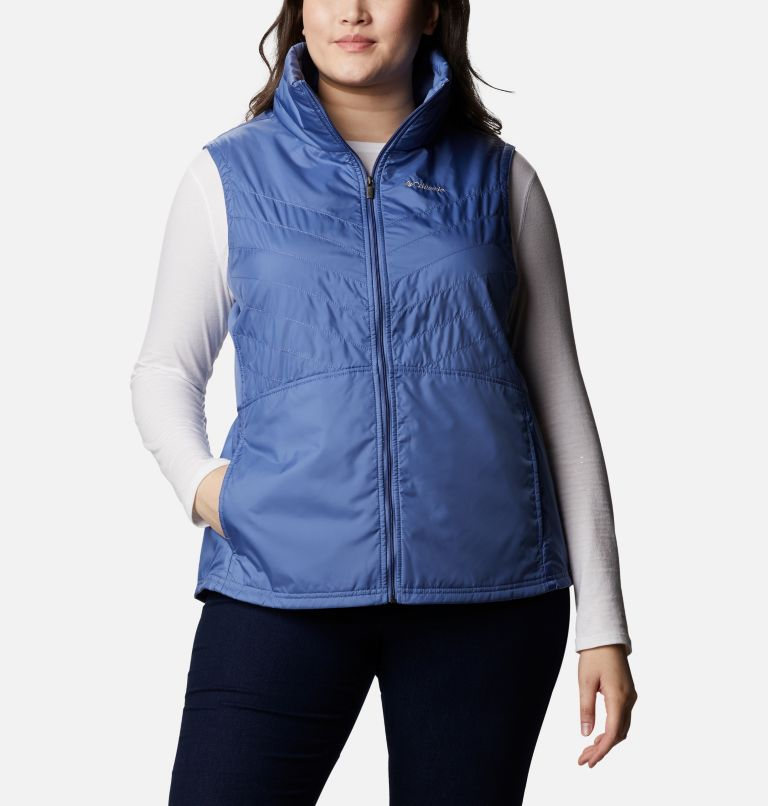 Women's Mix It Around™ II Vest - Plus Size Women's Mix It Around™ II Vest - Plus Size, front