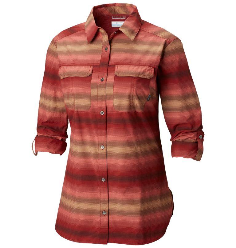 Chemise rayée manches longues Pilsner Peak™ Ombre pour femme Chemise rayée manches longues Pilsner Peak™ Ombre pour femme, a1