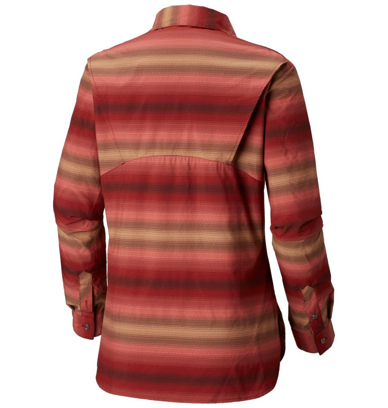 Chemise rayée manches longues Pilsner Peak™ Ombre pour femme Chemise rayée manches longues Pilsner Peak™ Ombre pour femme, back