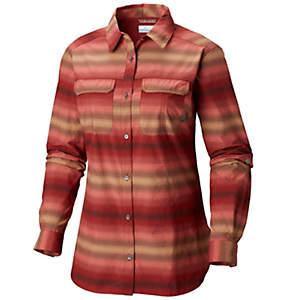 Chemise rayée manches longues Pilsner Peak™ Ombre pour femme