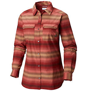 Women's Pilsner Peak™ Ombre Stripe Long Sleeve
