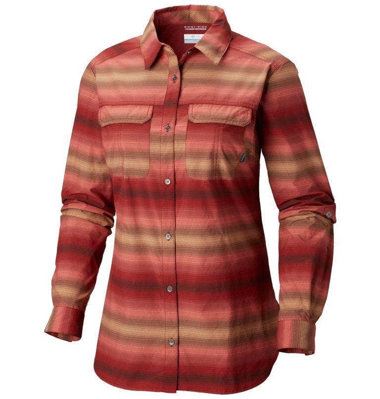 Chemise rayée manches longues Pilsner Peak™ Ombre pour femme Chemise rayée manches longues Pilsner Peak™ Ombre pour femme, front
