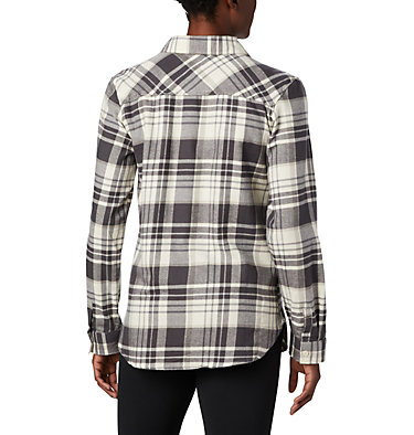 Women's Simply Put™ II Flannel Shirt Simply Put™ II Flannel Shirt   375   XS, Chalk Multi Plaid, back