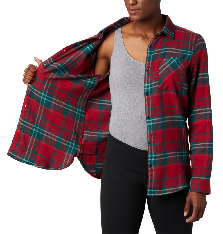 Women's Simply Put™ II Flannel Shirt Women's Simply Put™ II Flannel Shirt, a3