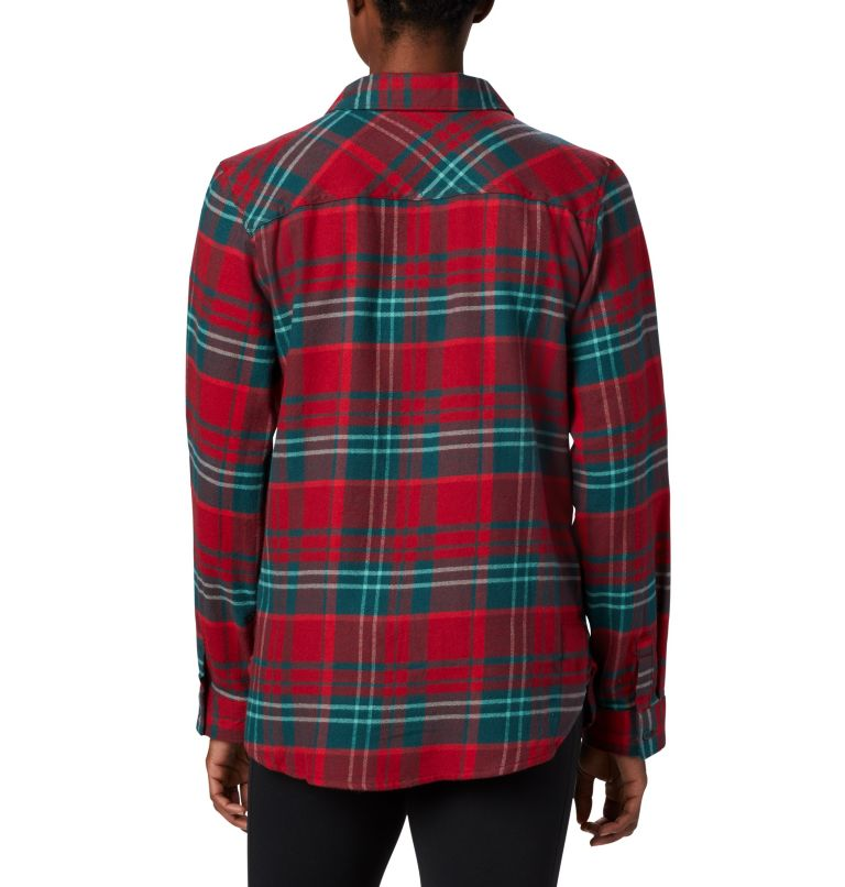 Women's Simply Put™ II Flannel Shirt Women's Simply Put™ II Flannel Shirt, back