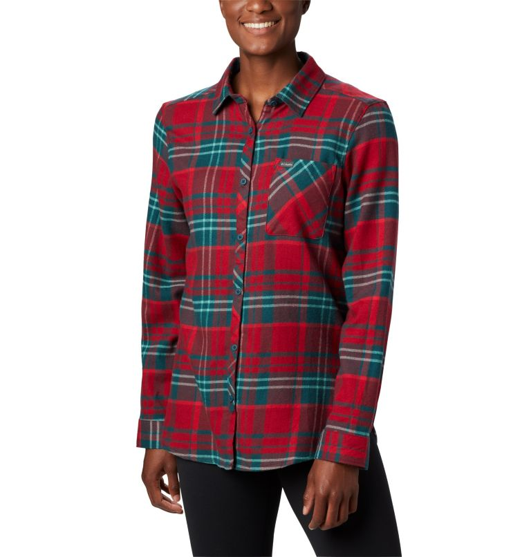 Women's Simply Put™ II Flannel Shirt Women's Simply Put™ II Flannel Shirt, front