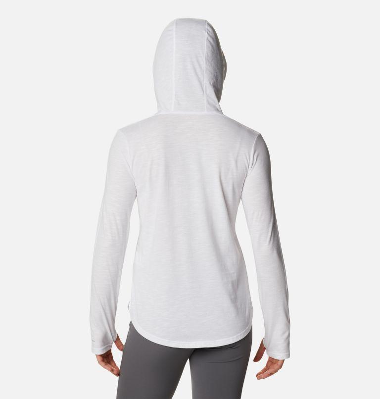 Pilsner Peak™ Hoodie | 100 | S Women's Pilsner Peak™ Hoodie, White, back