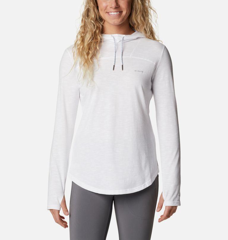 Pilsner Peak™ Hoodie | 100 | S Women's Pilsner Peak™ Hoodie, White, front