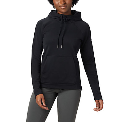 Chandail à capuchon Bryce Canyon™ pour femme Bryce Canyon™ Hoodie | 556 | L, Black, Black Heather, front