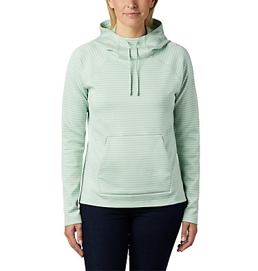 Chandail à capuchon Bryce Canyon™ pour femme Bryce Canyon™ Hoodie | 556 | L, New Mint Stripe, front