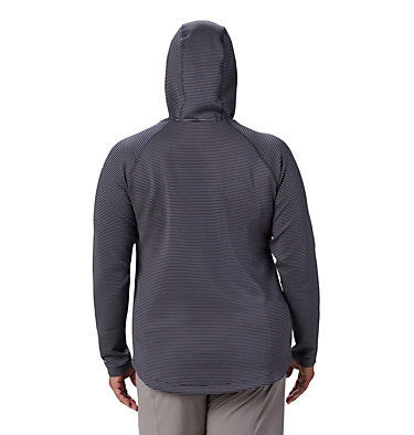 Chandail à capuchon Bryce Canyon™ pour femme – Grande taille Bryce Canyon™ Hoodie | 384 | 2X, Nocturnal Stripe, back