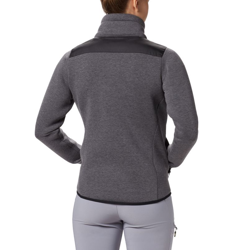 Women's Northern Comfort™ Hybrid Fleece Jacket Women's Northern Comfort™ Hybrid Fleece Jacket, back