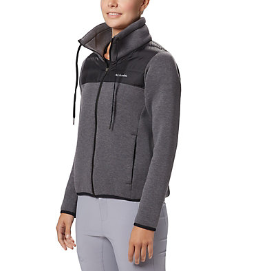 Women's Northern Comfort™ Hybrid Jacket Northern Comfort™ Hybrid Jkt | 191 | L, Black, front