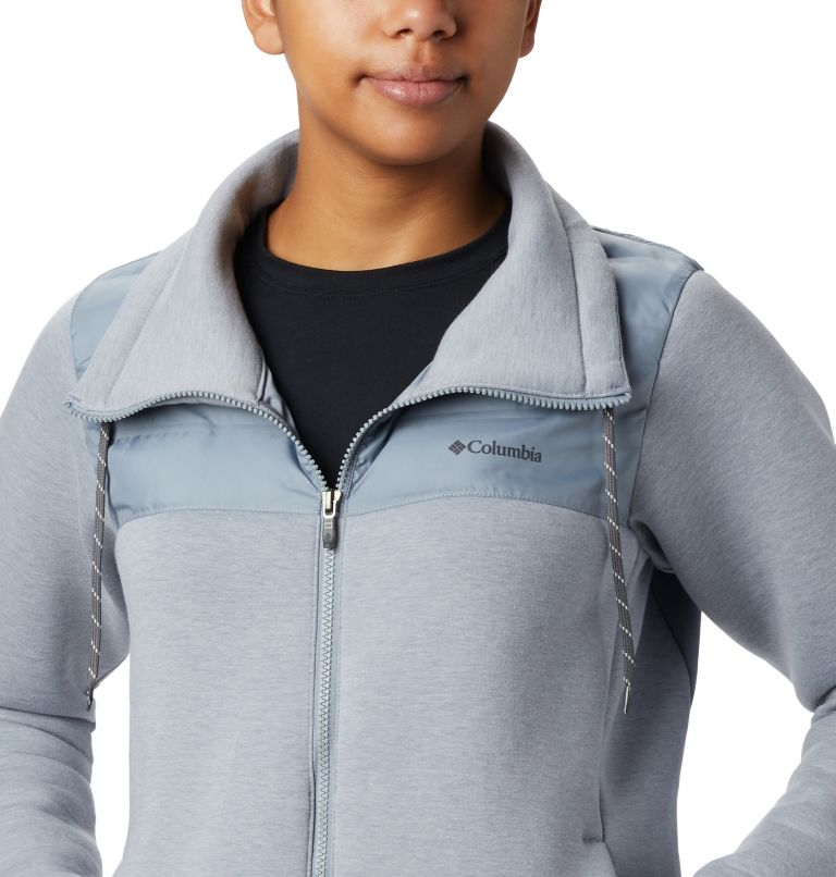 Northern Comfort™ Hybrid Jkt | 032 | M Women's Northern Comfort™ Hybrid Jacket, Tradewinds Grey, a2