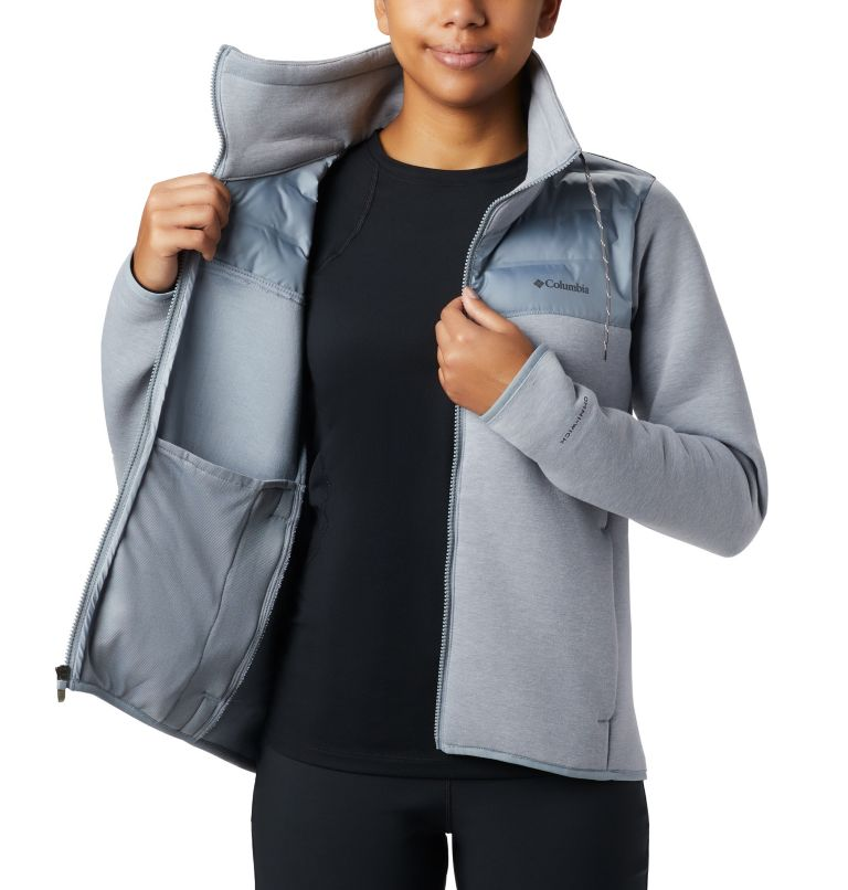 Northern Comfort™ Hybrid Jkt | 032 | XS Women's Northern Comfort™ Hybrid Jacket, Tradewinds Grey, a3