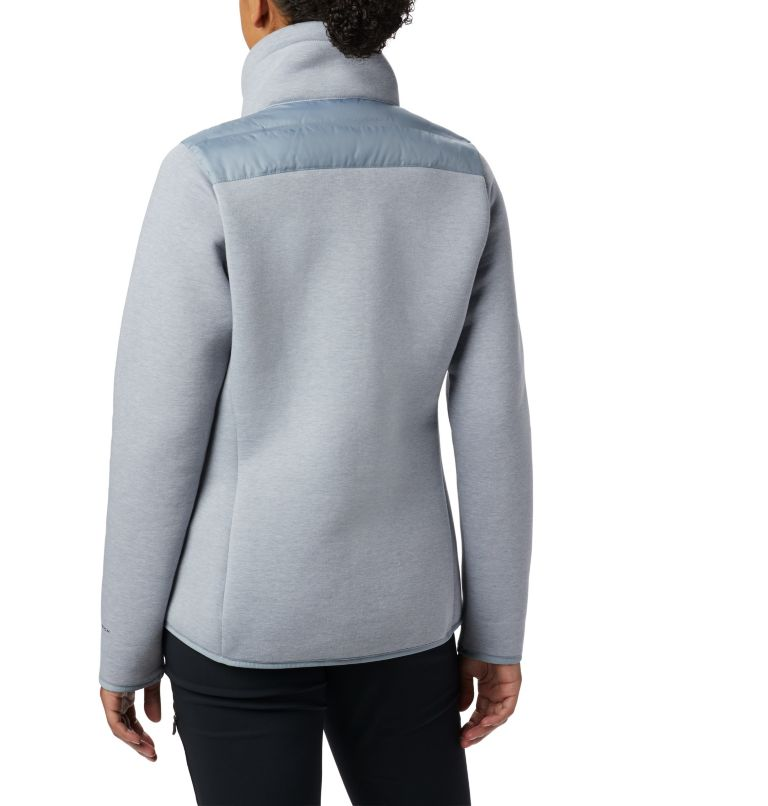 Northern Comfort™ Hybrid Jkt | 032 | XS Women's Northern Comfort™ Hybrid Jacket, Tradewinds Grey, back