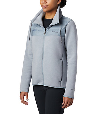 Giacca ibrida Northern Comfort™ da donna Northern Comfort™ Hybrid Jkt | 191 | L, Tradewinds Grey, front
